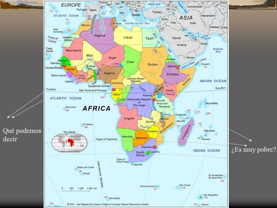CapitalKampala Superficie236.040 km2 Población28.816.000 UGANDA (145) CapitalNiamey Superficie1.267.000 km2 Población13.957.000 NIGER (177) CapitalFreetown Superficie71.740 km2 Población5.525.000 SIERRA LEONA (176) CapitalHarare Superficie390.580 km2 Población13.010.000 ZIMBAWE (151)