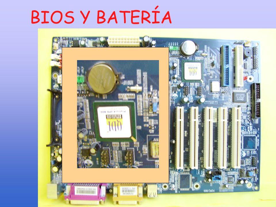 EL MICROPROCESADOR El microprocesador es el cerebro del ordenador porque acoge la Unidad Central de Proceso (CPU) Sus funciones son: Procesar las instrucciones Realizar los cálculos Manejar el flujo de información
