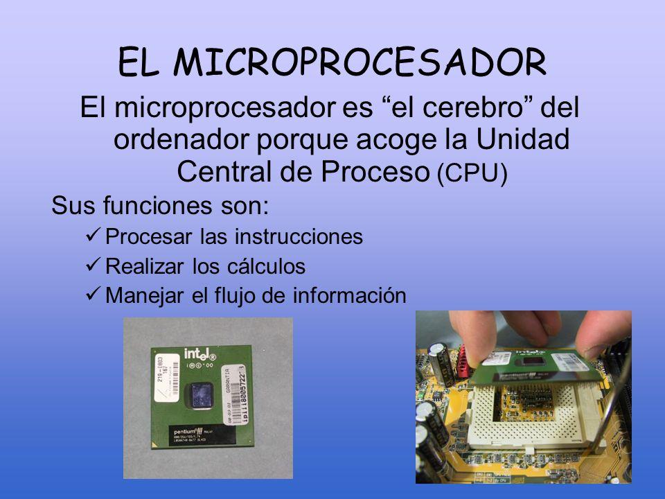 MICROPROCESADORES Intel 2008 Celeron Pentium 4, D Core 2 Duo Core 2 Quad Mayor Potencia