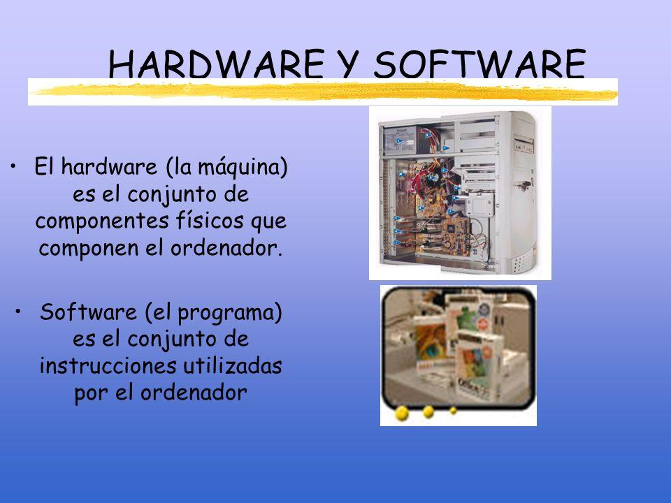 LOS PERIFÉRICOS ENTRADA: Introducen información al ordenador.