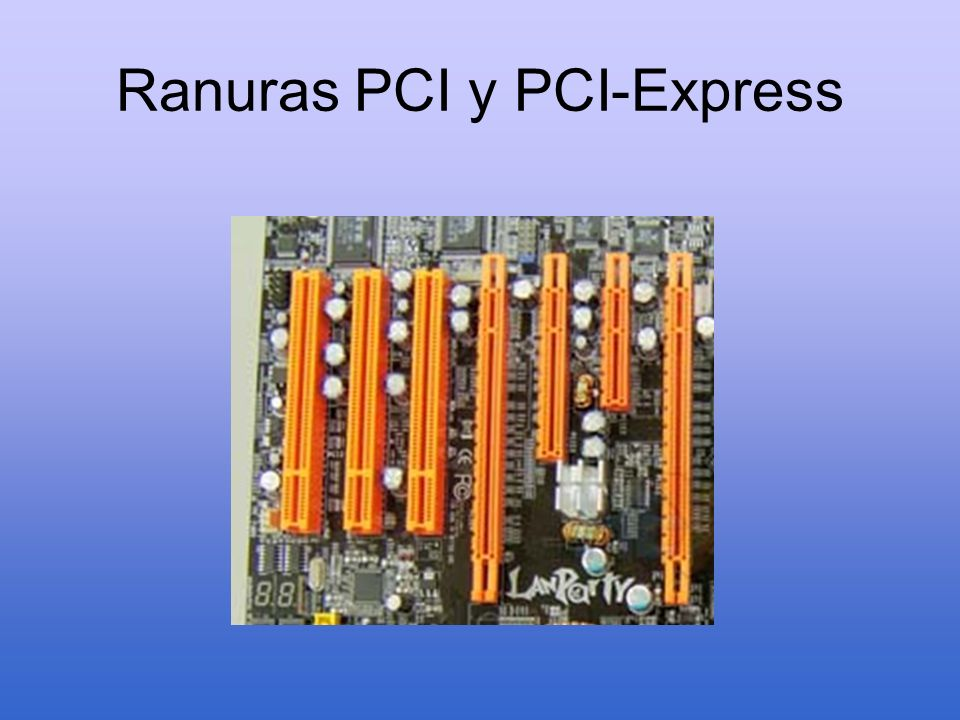 TARJETAS DE EXPANSIÓN Son unas tarjetas de circuitos impresos que aumentan las funciones de un ordenador Se conectan a las ranuras de expansión