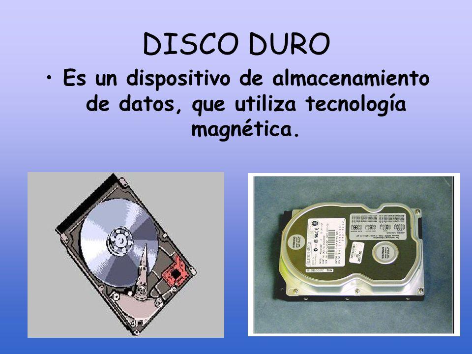 DISCO DURO Conectores IDE Conectores SATA