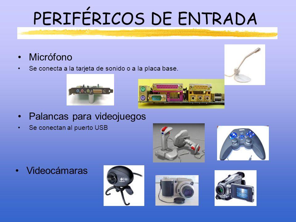 LOS PERIFÉRICOS DE SALIDA Monitor TFTCRT Medida de un monitor: se mide la diagonal de la pantalla en pulgadas 1 pulgada = 25,4 mm 4 3