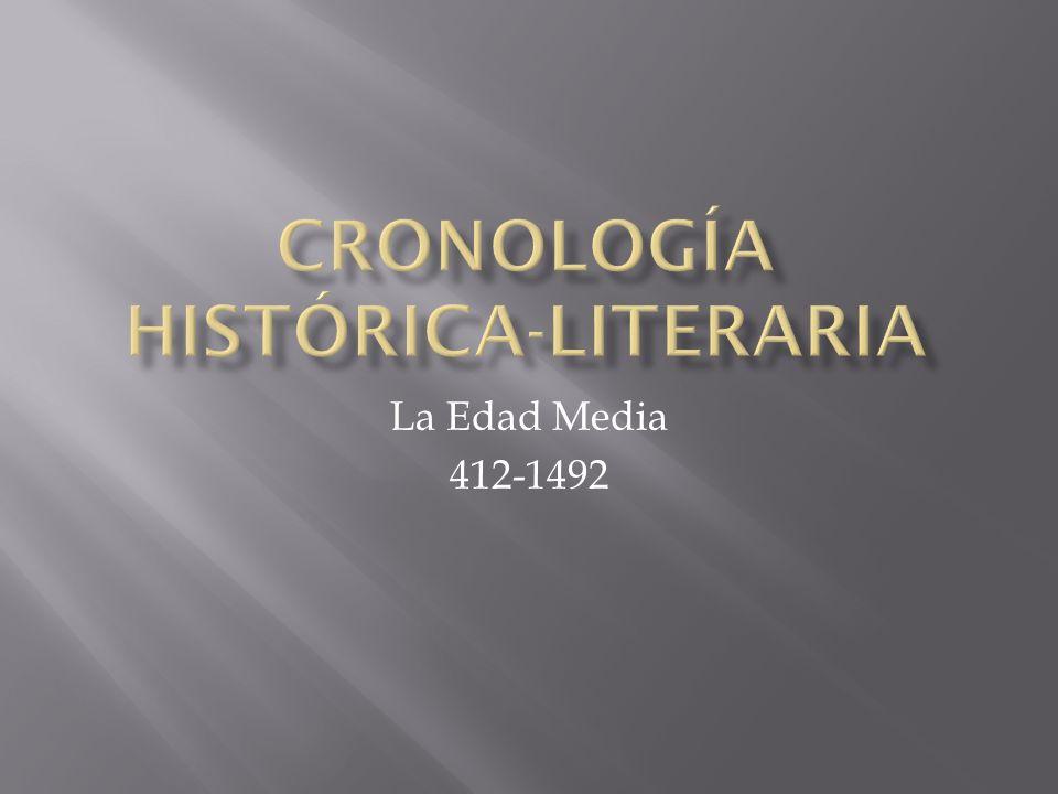 La Edad Media 412-1492