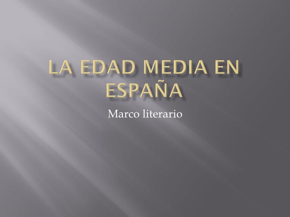 Marco literario