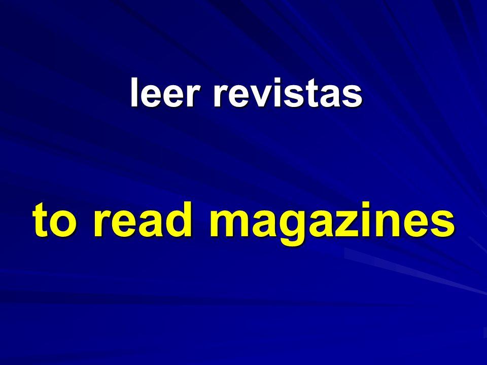 leer revistas leer revistas to read magazines