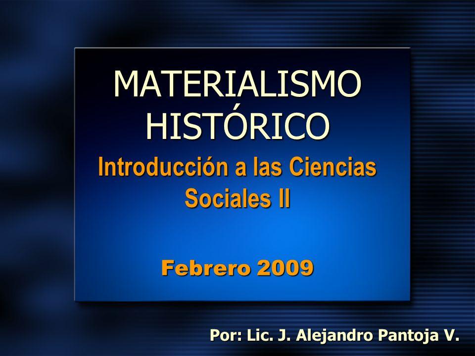 CONCEPTO El Materialismo Histórico es la doctrina sustentanda por Marx y Engels que presenta una concepción revolucionaria y transformadora sobre la explotación que sufre el proletariado por parte del capitalista.