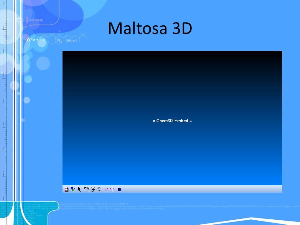 Maltosa 3D
