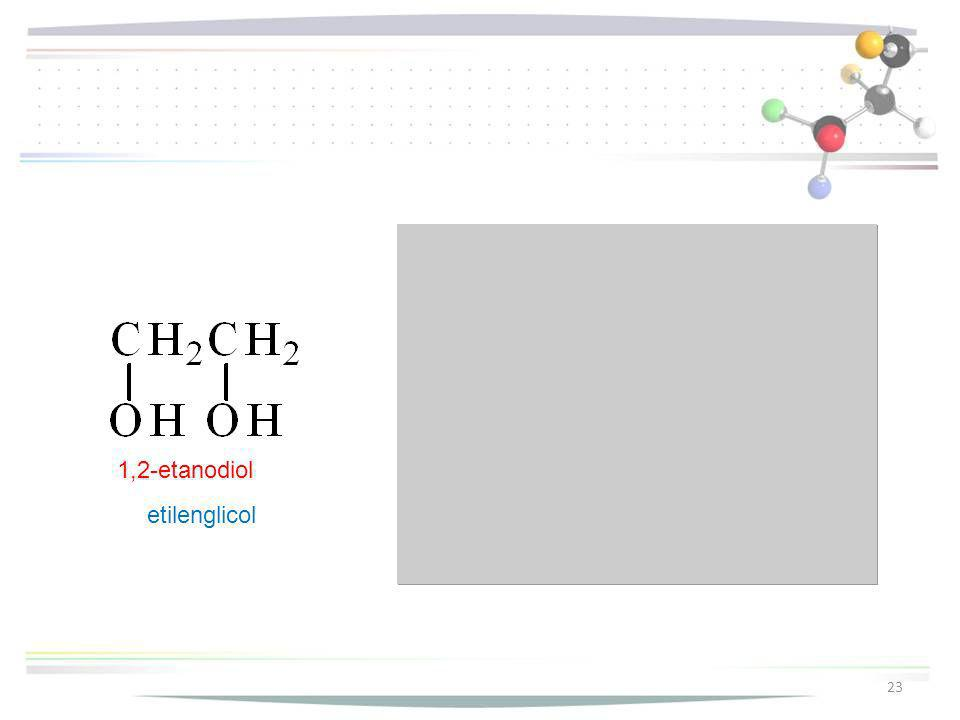 23 1,2-etanodiol etilenglicol
