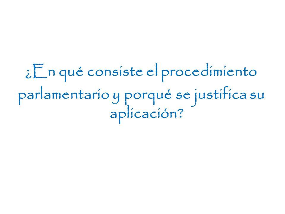 Las Normas y Procedimientos Parlamentarios Su Aplicación en el Proceso Dirigencial Dr. Mauro Canario L.