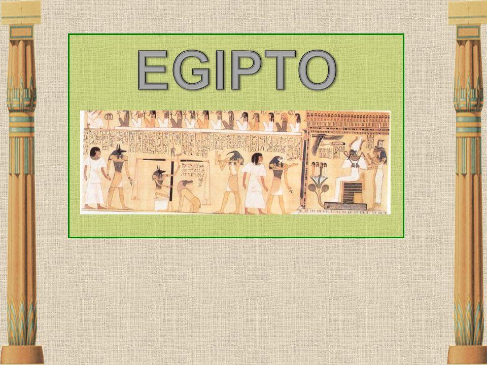 EGIPTO 1.MARCO GEOGRÁFICO 2.HISTORIA 3.ECONOMÍA 4.SOCIEDAD 5.RELIGIÓN 6.CULTURA Y CIENCIA 7.ARTE