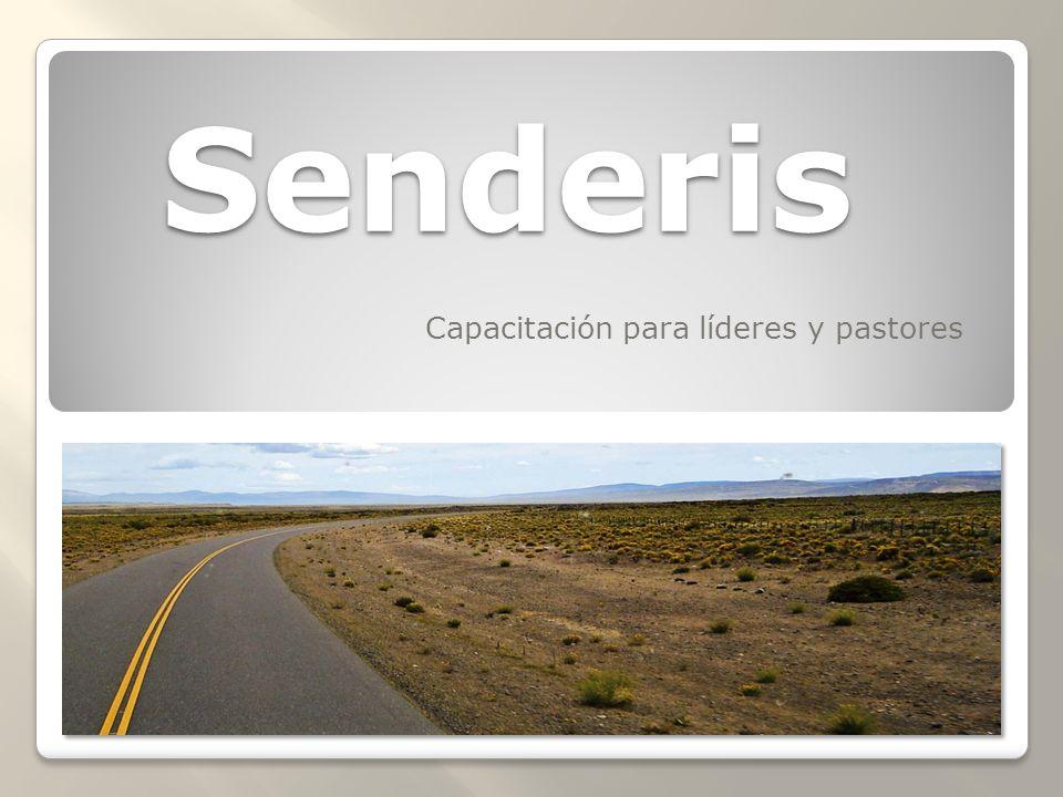 Senderis Capacitación para líderes y pastores