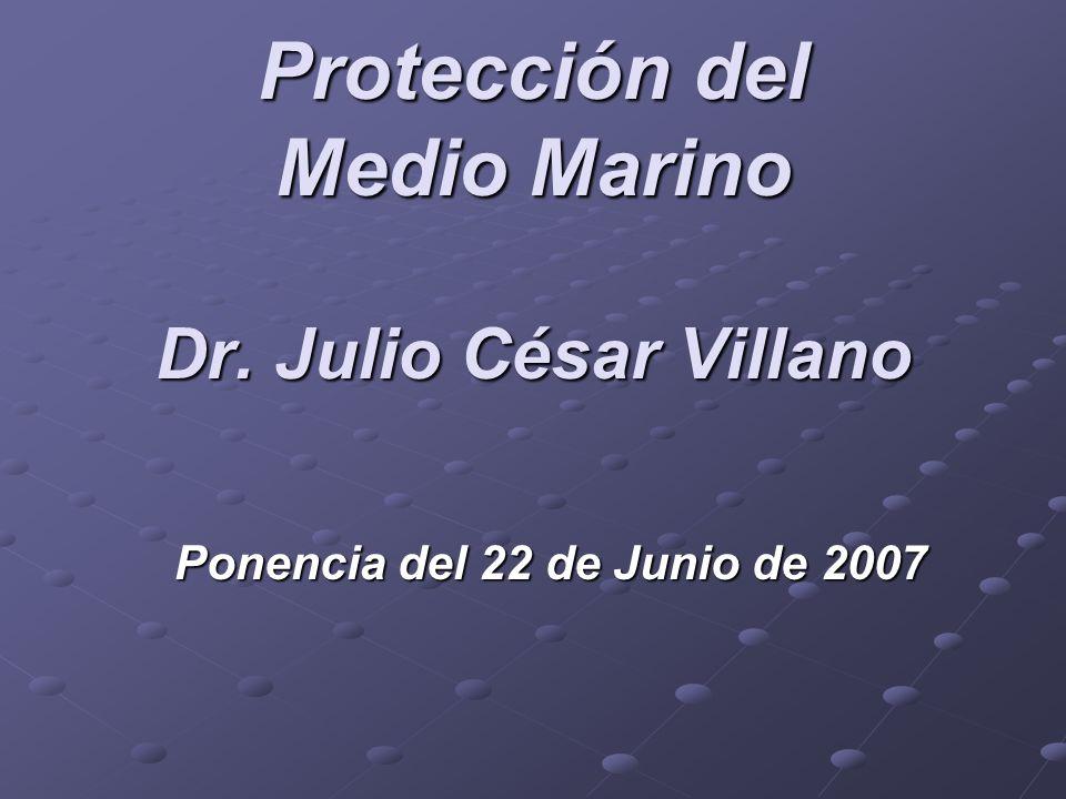 Nuevo Derecho del Mar CONVEMAR 1982: Preámbulo - 320 arts.