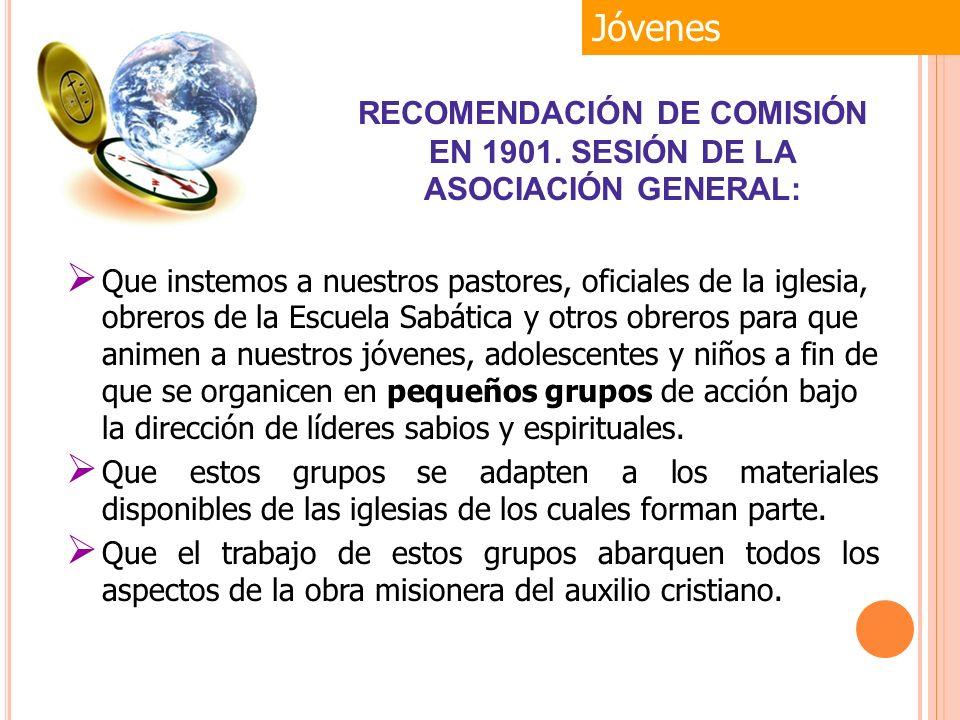 Plática y refrigerio Momento social Canto Tema Oración Final Jóvenes OPCIONAL 15 25 3 2 Reunión de Célula.