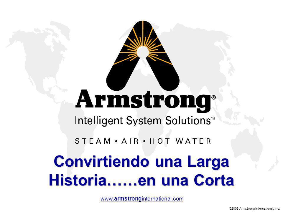 ©2006 Armstrong International, Inc.