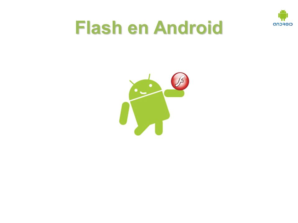 Flash en Android