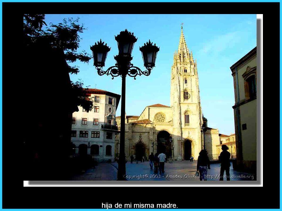 sin verte Asturias del alma,