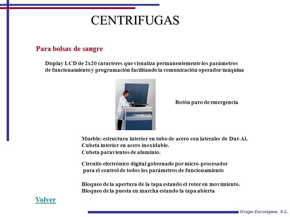 Grupo Eurosigma, S.L.