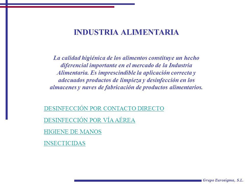 DESINFECCIÓN POR CONTACTO DIRECTO CR-36 PLUS (Desinfectante-Fungicida instantáneo de superficies) Especialmente indicado para desinfecciones rápidas de alto nivel de superficies y conductos de aire acondicionado por pulverización directa.