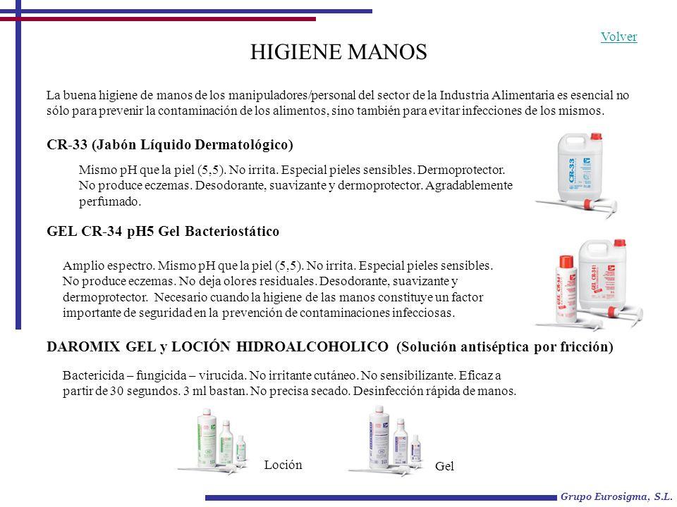 INSECTICIDAS STRONG CICLON (Insecticida por contacto Directo) No contiene organofosforados.