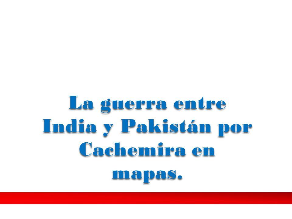 Conflictos fronterizos.