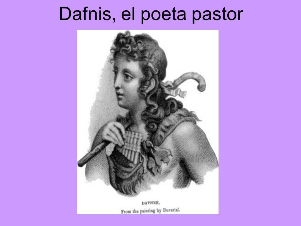 Dafnis, el poeta pastor