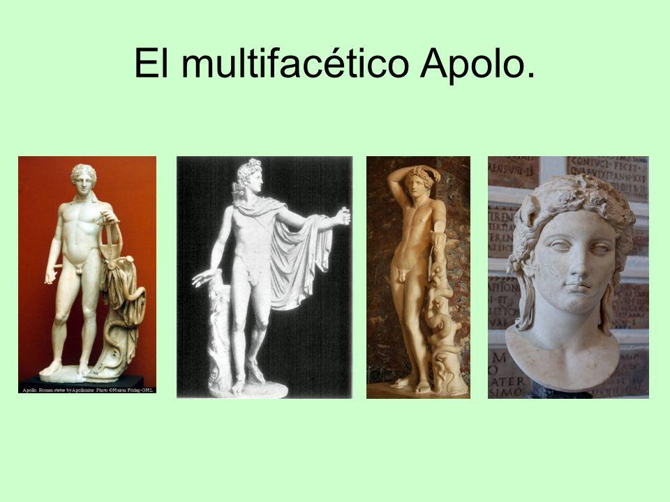 El multifacético Apolo.