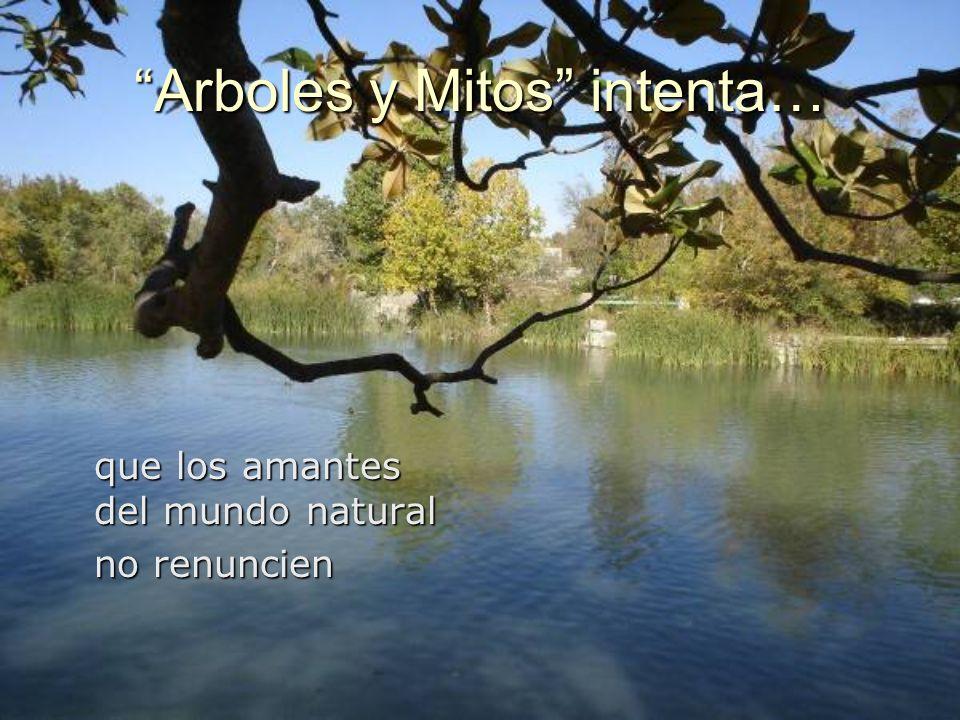 Árboles y Mitos es un libro que con estrecha fidelidad a las fuentes de la mitología clásicaÁrboles y Mitos es un libro que con estrecha fidelidad a las fuentes de la mitología clásica