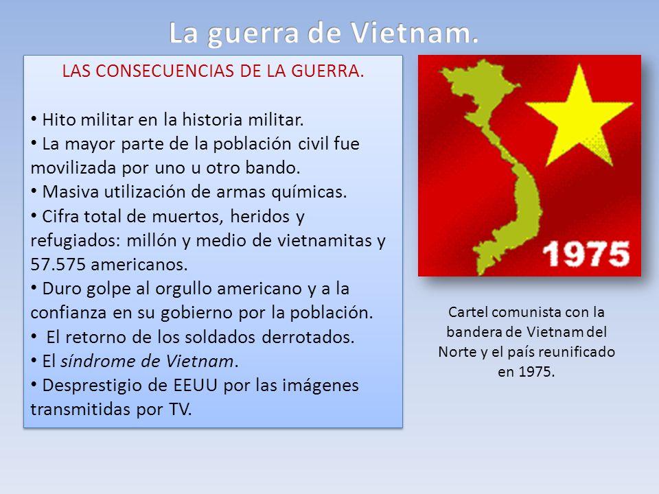 LAS CONSECUENCIAS DE LA GUERRA. Hito militar en la historia militar. La mayor parte de la población civil fue movilizada por uno u otro bando. Masiva