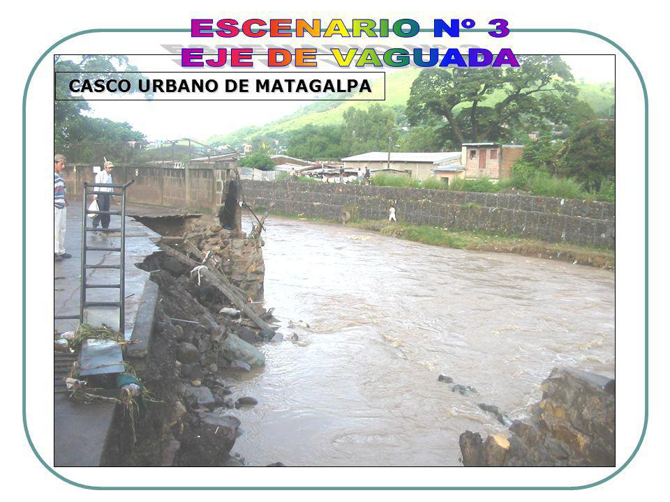 CASCO URBANO DE MATAGALPA