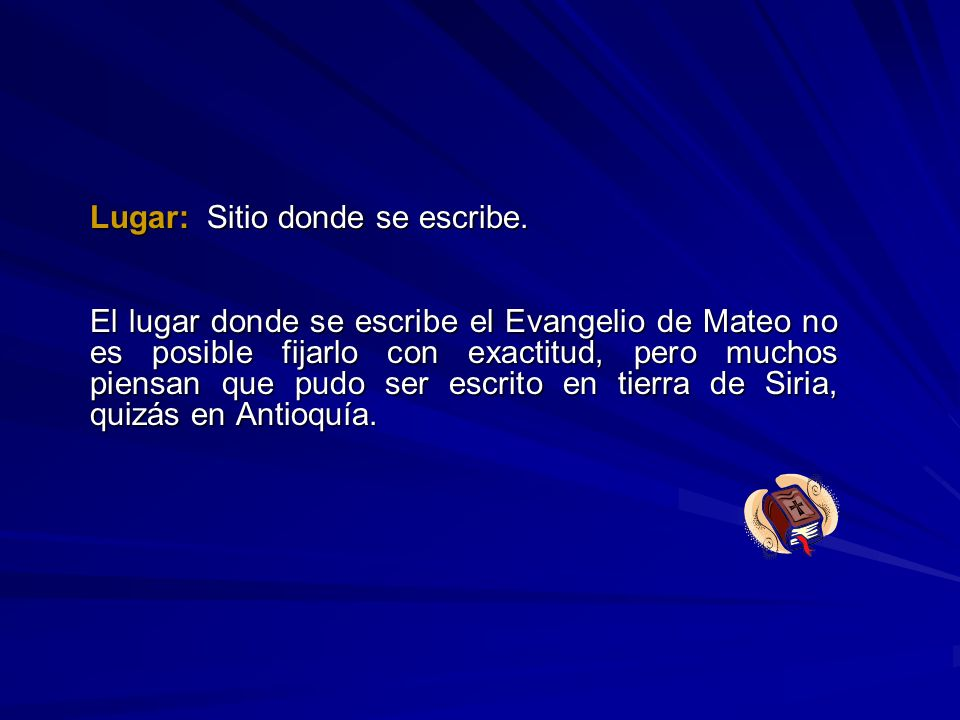 Bibliografía González, J.A.1996. Tres Meses en la Escuela de de Mateo.