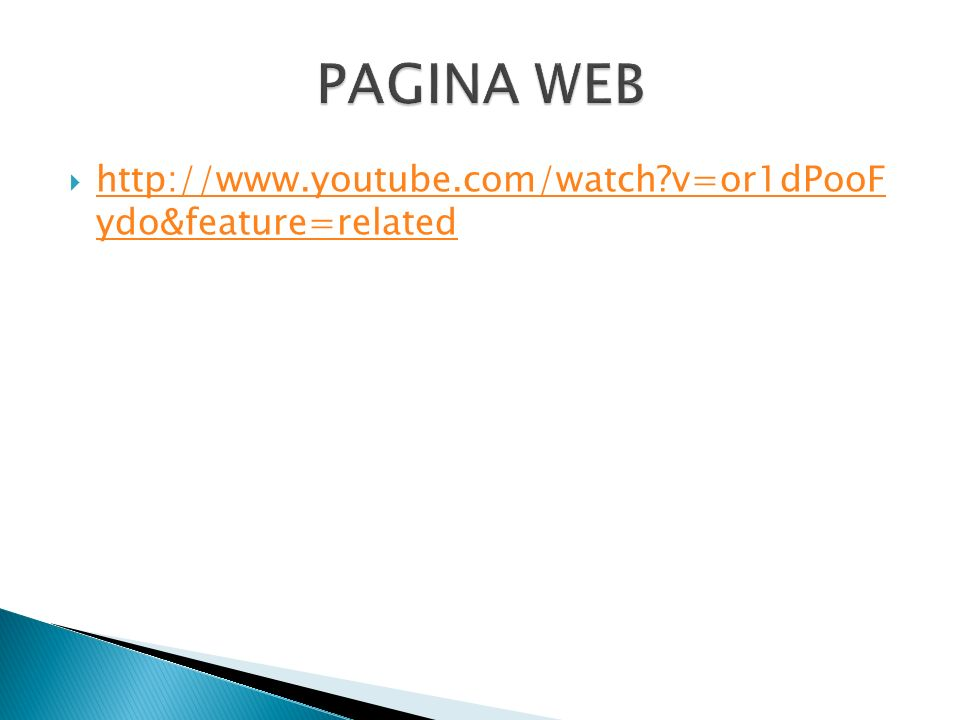 http://www.youtube.com/watch?v=or1dPooF ydo&feature=related http://www.youtube.com/watch?v=or1dPooF ydo&feature=related