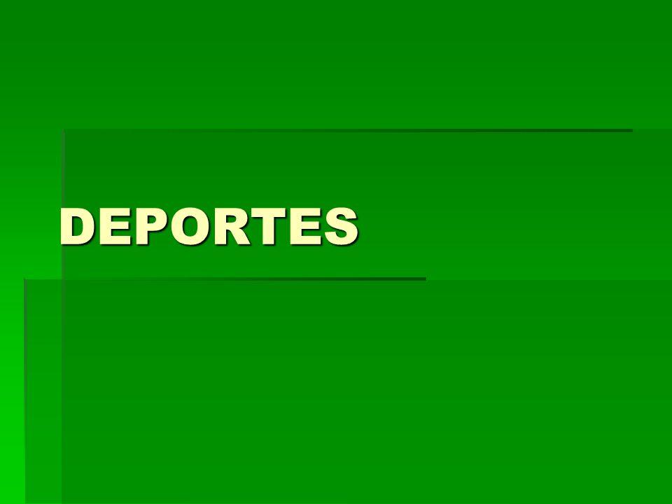 EL FUTBOL El fútbol asociación, conocido popularmente como fútbol, aunque también llamado balompié, fútbol o soccer, es un deporte de equipo jugado entre dos conjuntos de 11 jugadores cada uno.