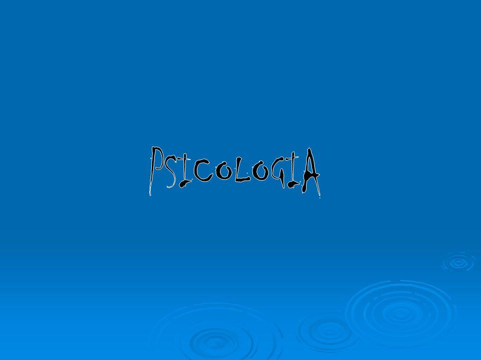 Psicología (del griego psique, alma y logos, estudio).