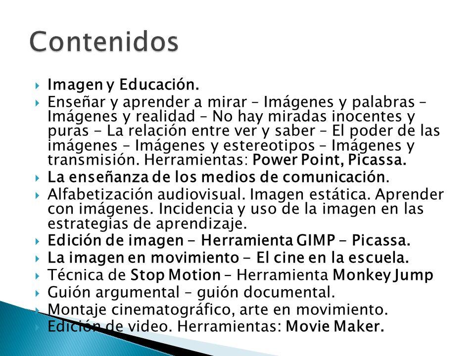 Imagen y Educación.