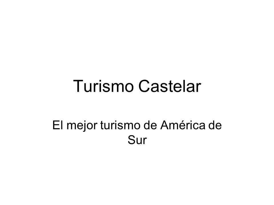 Turismo Castelar El mejor turismo de América de Sur