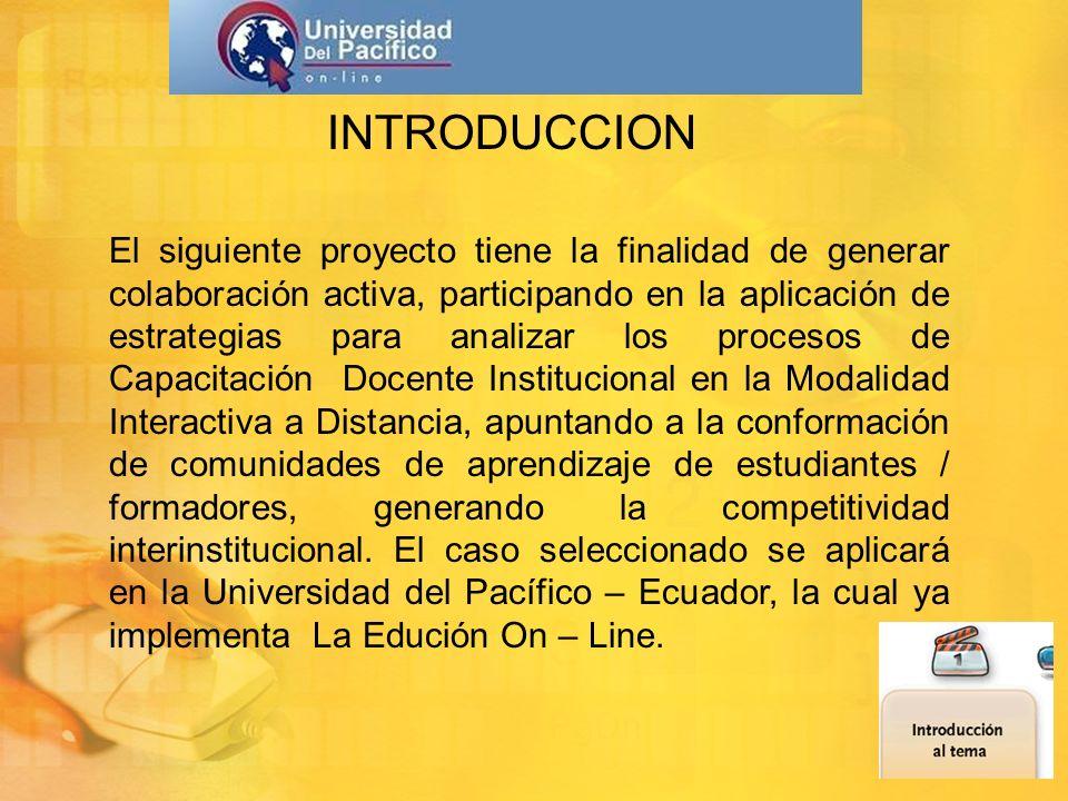 VISIÓN: Insertar a la Universidad Del Pacífico como institución especializada entre las mejores Escuelas de Negocios en el ámbito internacional.