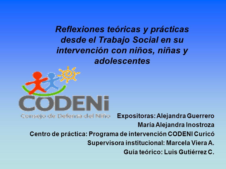 ¿Qué es CODENI?