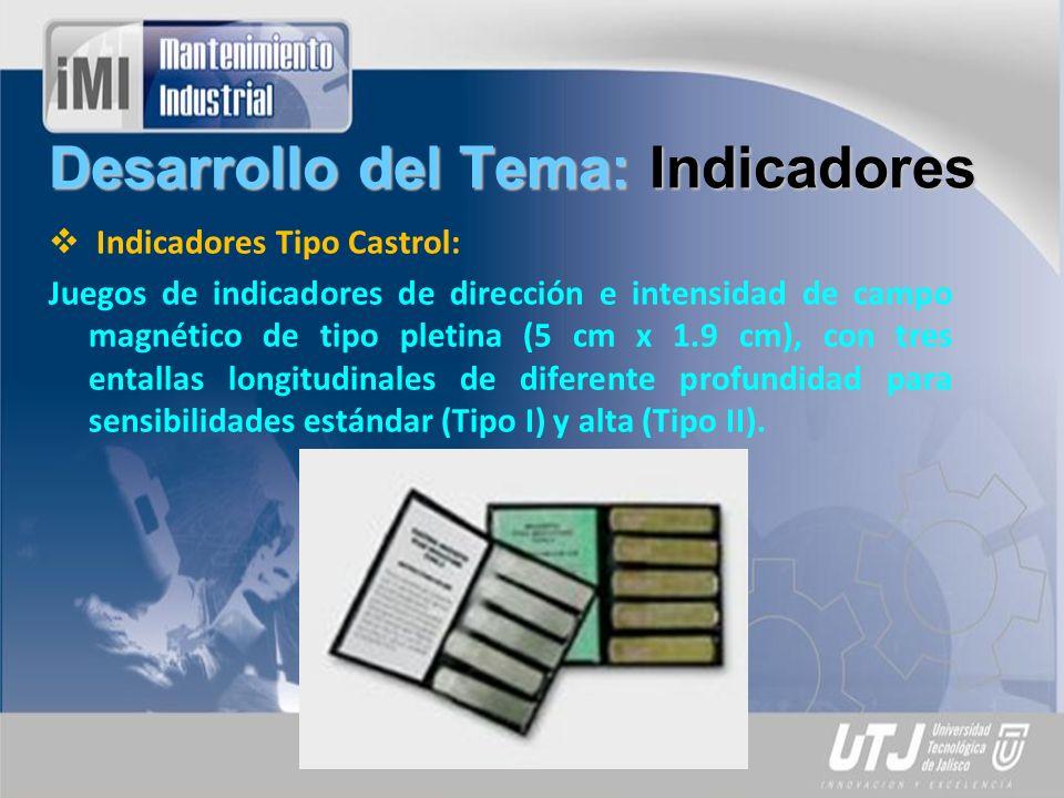 Desarrollo del Tema:Generadores Datos Técnicos: