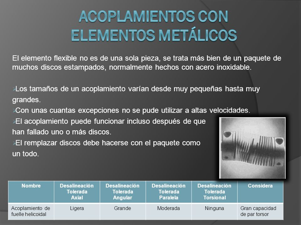 Existen muy pocos diseños que utilizan elementos elastómeros: en algunos se tiene caucho, con o sin pliegues, y en otros se tienen plásticos.
