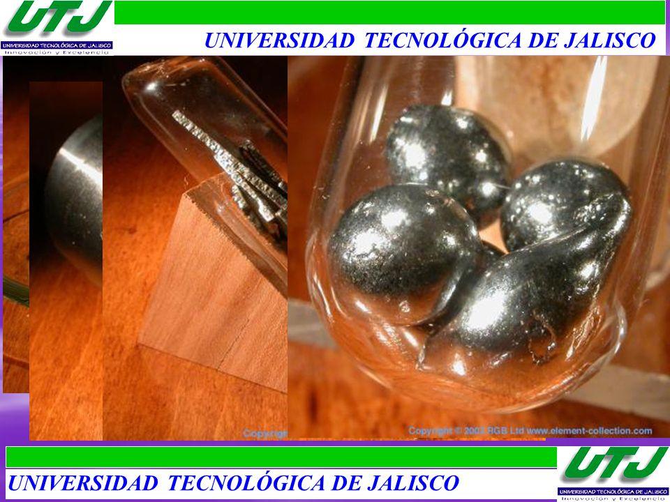 Primeros metales de Transición III 1.Molibdeno: Molybdos, planchas de calderas, cañones de rifles y filamentos.