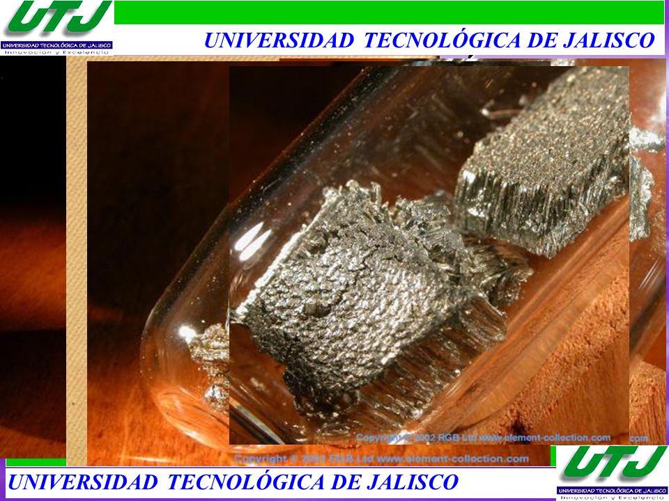 TIERRAS RARAS: LANTÁNIDOS III 1.Holmio: Holmia. Absorbe neutrones, controla reactores nucleares. Aleaciones. 2.Erbio: Ytterby. Color rosado en cerámic