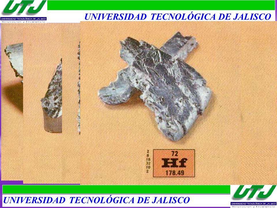 Primeros Metales de Transición I 1.Escandio: Escandinavia, ligero como el Al, p.f.