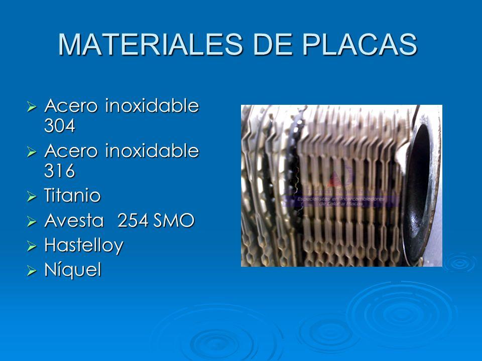 El paquete de placas se monta sobre un bastidor para formar un solo elemento rígido y hermético El paquete de placas se monta sobre un bastidor para formar un solo elemento rígido y hermético