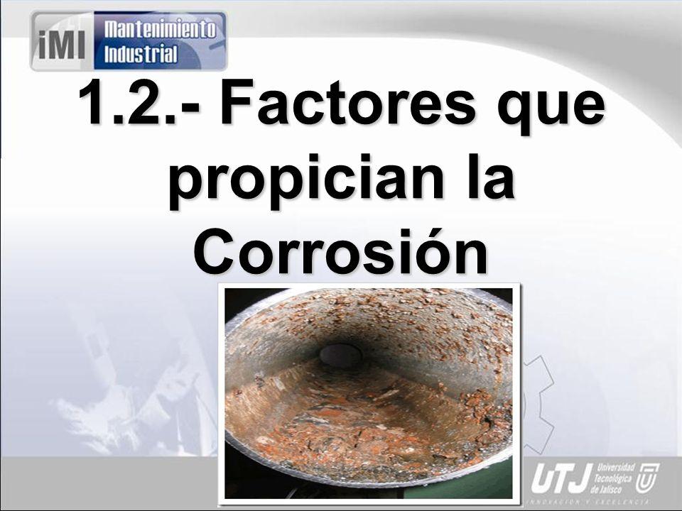 Introducción: A excepción de algunos metales nobles como oro, plata y platino, todos los demás metales están expuestos al deterioro provocado por la corrosión.