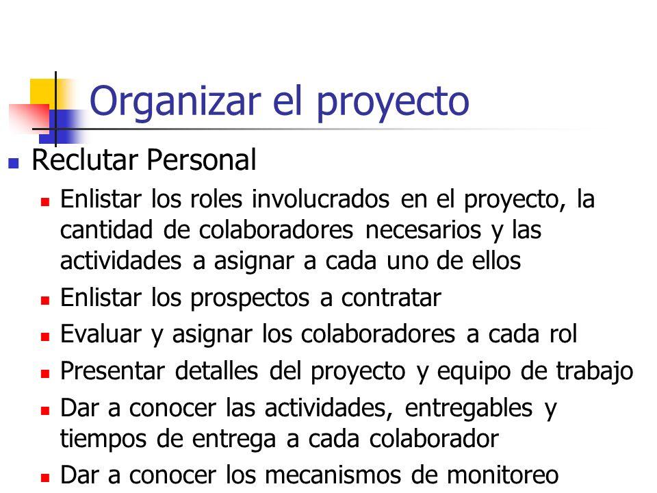 Estimacion de Costos por Honorarios ACTIVIDADROLESCOLABORADOR Instalar/Evaluacion Materiales/Capacitar Tecnico computacion (A) Tecnico computacion (B) LCC (A) Juan Estrada Montes Ana M.