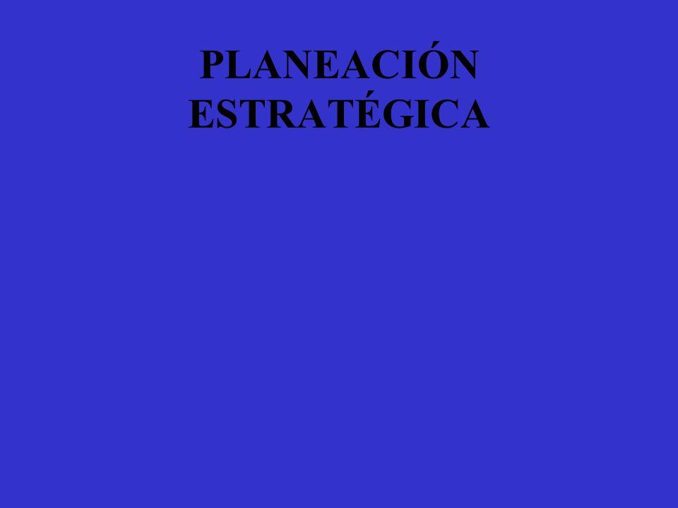 Administración Estratégica El diseño general de una organización puede ser descrito únicamente si el logro de los objetivos se agrega a las políticas y a la estrategia como uno de los factores claves en el proceso de la administración estratégica.