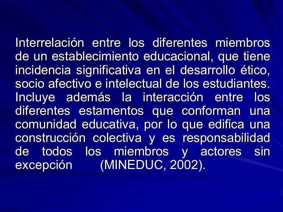 PRINCIPIOS RECTORES Y ORIENTADORES Todos los actores de la Comunidad Educativa son sujetos de derecho.
