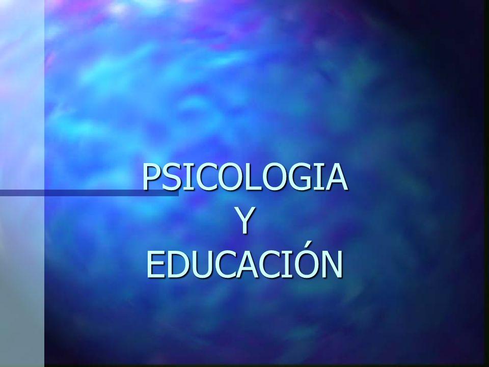 APROXIMACIONES A UNA DEFINICIÓN DE LA PSICOLOGÍA DE LA EDUCACIÓN SELECCIÓN DE LOS PRINCIPIOS Y EXPLICACIONES QUE PROPORCIONAN OTRAS PARCELAS DE LA PSICOLOGÍA (PSICOLOGÍA DEL APRENDIZAJE).SELECCIÓN DE LOS PRINCIPIOS Y EXPLICACIONES QUE PROPORCIONAN OTRAS PARCELAS DE LA PSICOLOGÍA (PSICOLOGÍA DEL APRENDIZAJE).