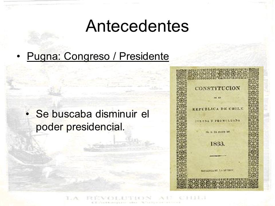 José Manuel Balmaceda Enrique Salvador Sanfuentes Intervención Electoral